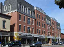 South and Hickory Place - Rochester