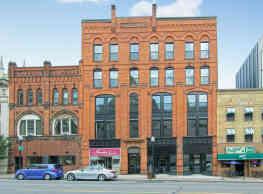 Winston Building - Utica