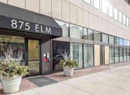 875 Elm Street Apartments - Manchester