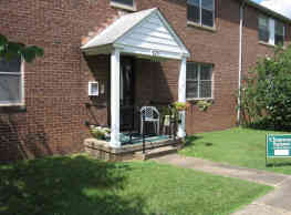 Chapman Square Apartments - Knoxville