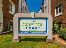 Capital Manor Apartments - Lansing