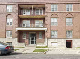 Prospect and Belleview Bieck Apartments - Milwaukee