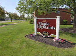 Maple Highlands - Maple Heights
