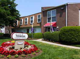 The Townhomes At Seldendale Farms - Hampton