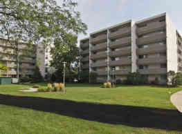 Park Towers Apartments - Richton Park