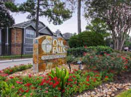Oak Falls - Spring