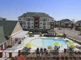 Marcella at Town Center Apartments and Townhomes - Hampton