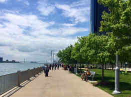 Orleans Landing - Detroit