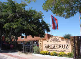 Santa Cruz Apartment Homes - El Paso