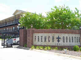French Quarter Apartments - Tuscaloosa
