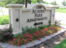 Acadia Park Apartments - Houma