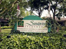 Sandpointe Apartments - Redding