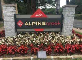 Alpine Creek - Tyler