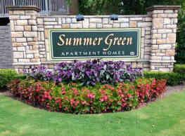 Summer Green Apartments - Greenville
