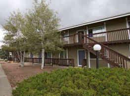 Ponderosa Park Apartments - Flagstaff