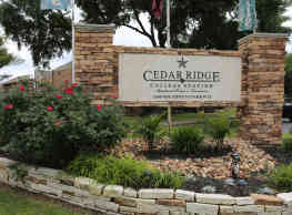 Cedar Ridge At College Station - College Station
