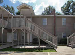 2 Square Apartments - Hattiesburg