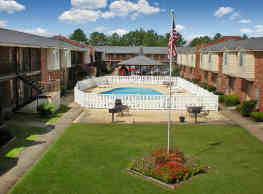 Point O'Woods Apartments - Hattiesburg
