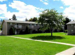 Four Oaks & The Villa - Spokane