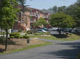 East Gate Apartments - Triangle