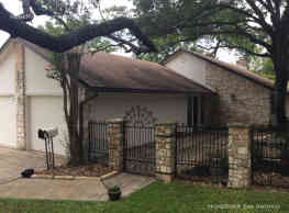 2/2 In Alamo Heights 18 Month Lease Only - San Antonio