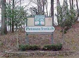 Patman Switch - Hughes Springs