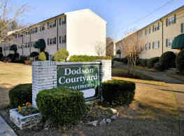 Dodson Courtyard - East Point