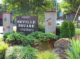 Seville Square - Pittsburgh