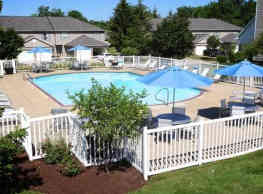Mannington Place Townhomes - Stow