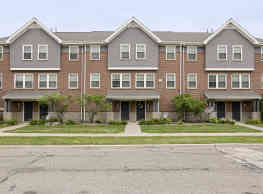 Palmer Court Townhomes - Detroit