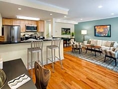 Open Arlington: Living/Dining Room, Kitchen