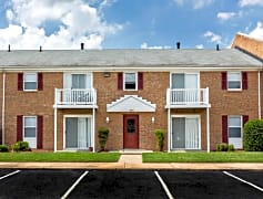 Welcome Home to Crosswinds Apartments!