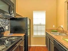 Interior of Kitchen