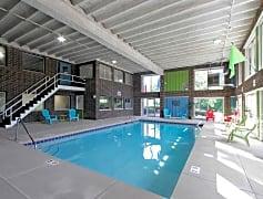 Brand New Indoor Pool