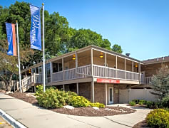 Club House Grandridge Apartments Townhome Omaha
