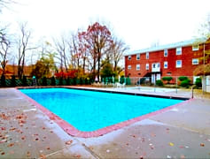 Make a splash in our two pools