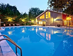 Take a swim in our community pool