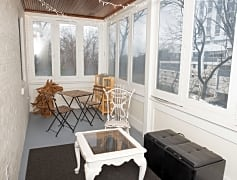 2023 Edgecliff Point - Screened in porch