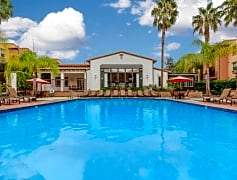TWO RESORT STYLE SWIMMING POOLS
