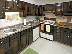 Plenty of Cabinets and Counter Space