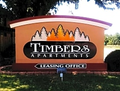 Timbers Sign