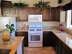 Large kitchens