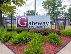 Welcome to Gateway Townhomes in Romulus, MI