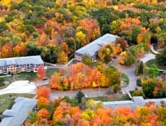 Beautiful aerial view