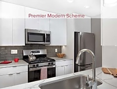 Premier Scheme Kitchen with Quartz Countertops