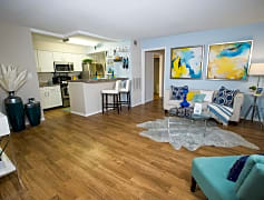 Our apartment homes feature spacious, open floor plan concepts.