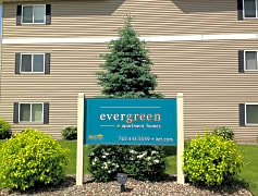 Welcome to Evergreen Apartments!