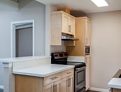 Apartments for Rent in Santa Ana, CA - Villa Del Sur Apartments Kitchen