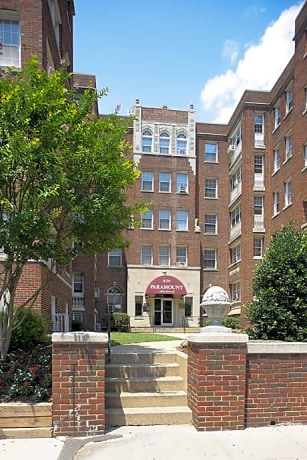 The Paramount Apartments - 829 Quincy Street Nw ...