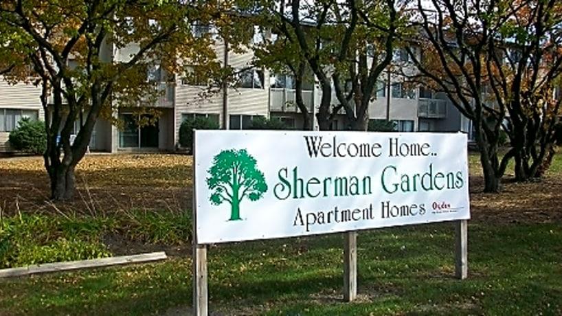 Welcome to Sherman Gardens
